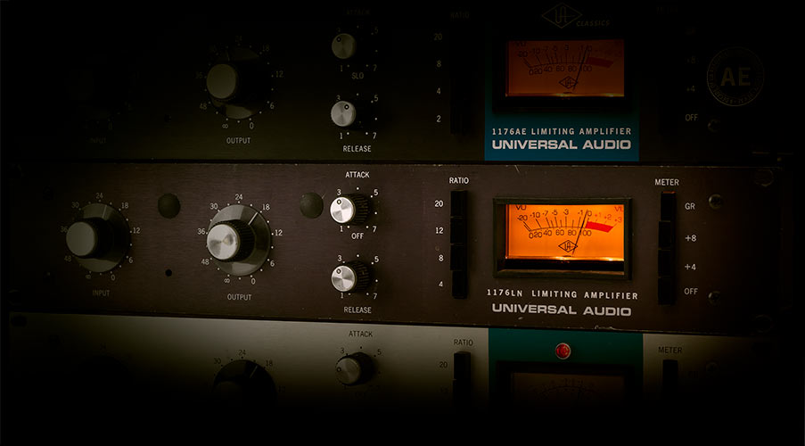1176 Classic Limiter Collection