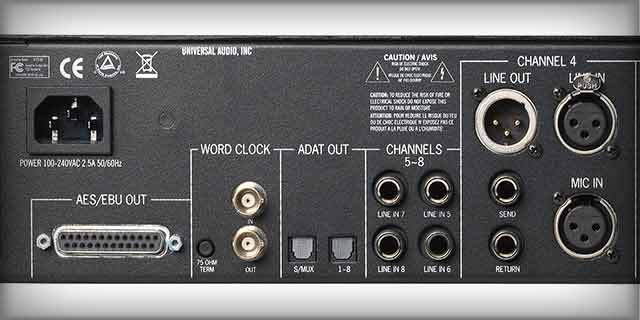Add Inputs and Professional A/D Conversion