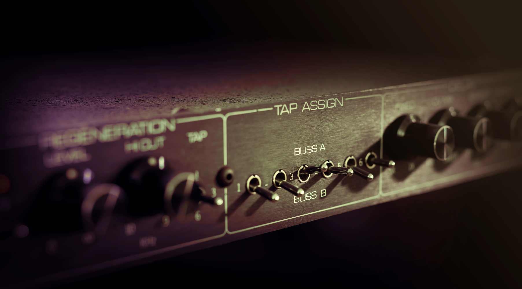A/DA® STD-1 Stereo TappedDelay