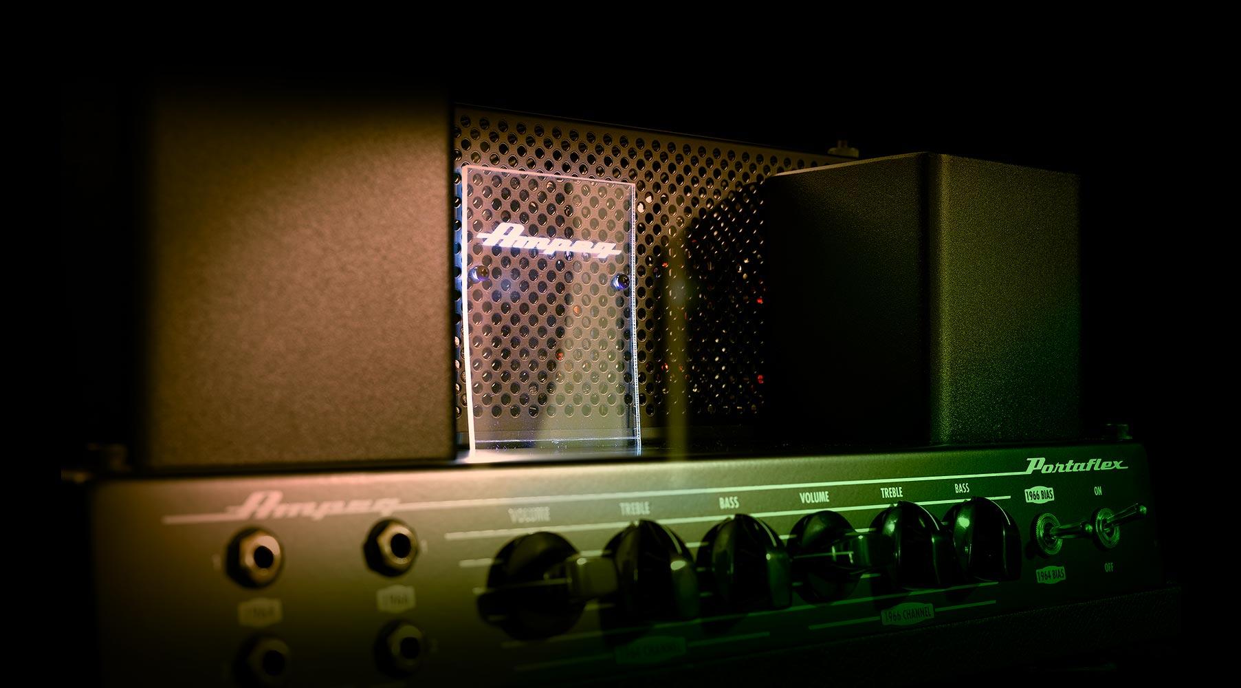 Ampeg® B-15N Bass Amplifier