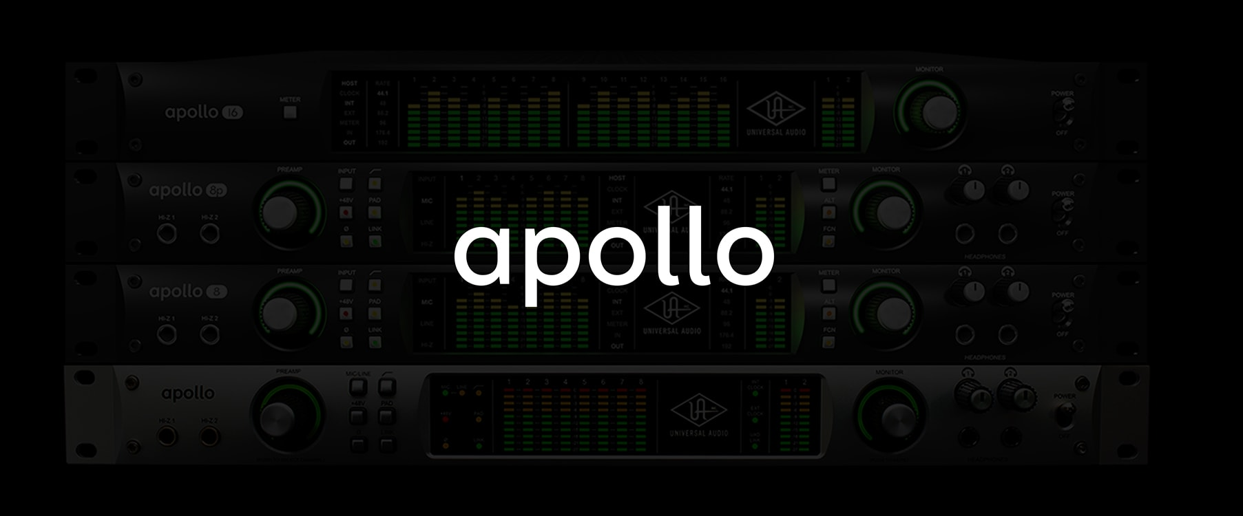 Apollo High Resolution Audio Interface Basics & FAQ