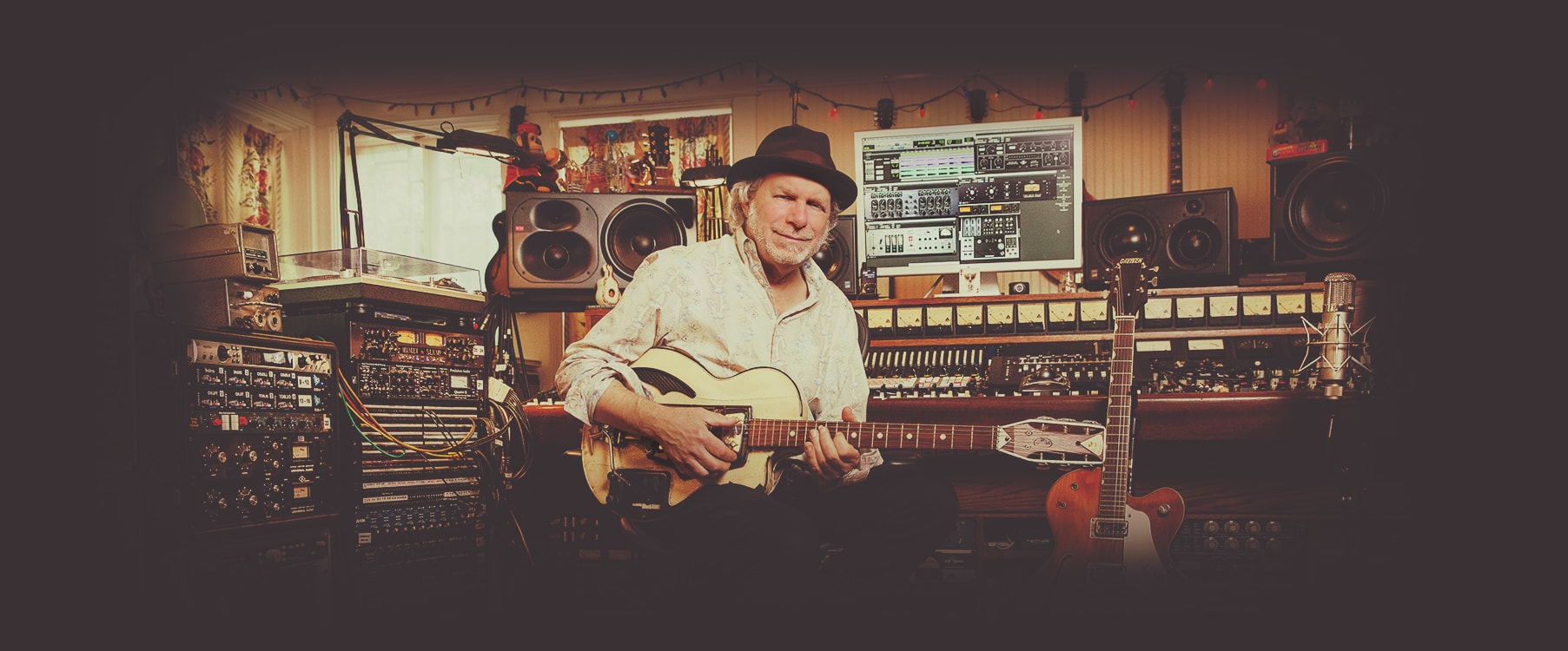 Buddy Miller on Making Records with Apollo and UAD-2 Plug-Ins
