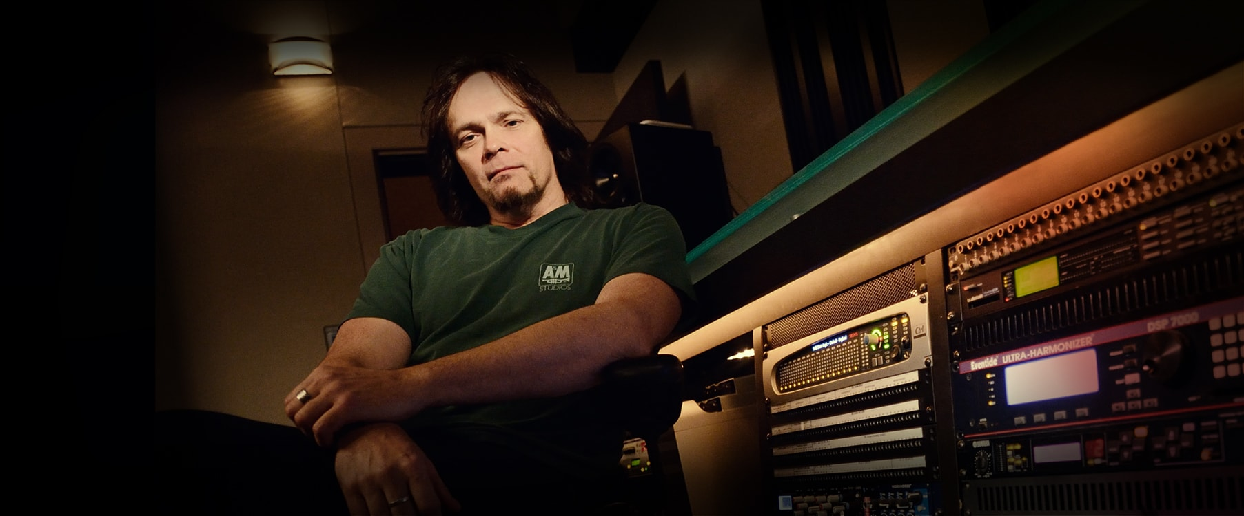 Rich Chycki on Mixing Rush and Dream Theater with UAD Plug-Ins