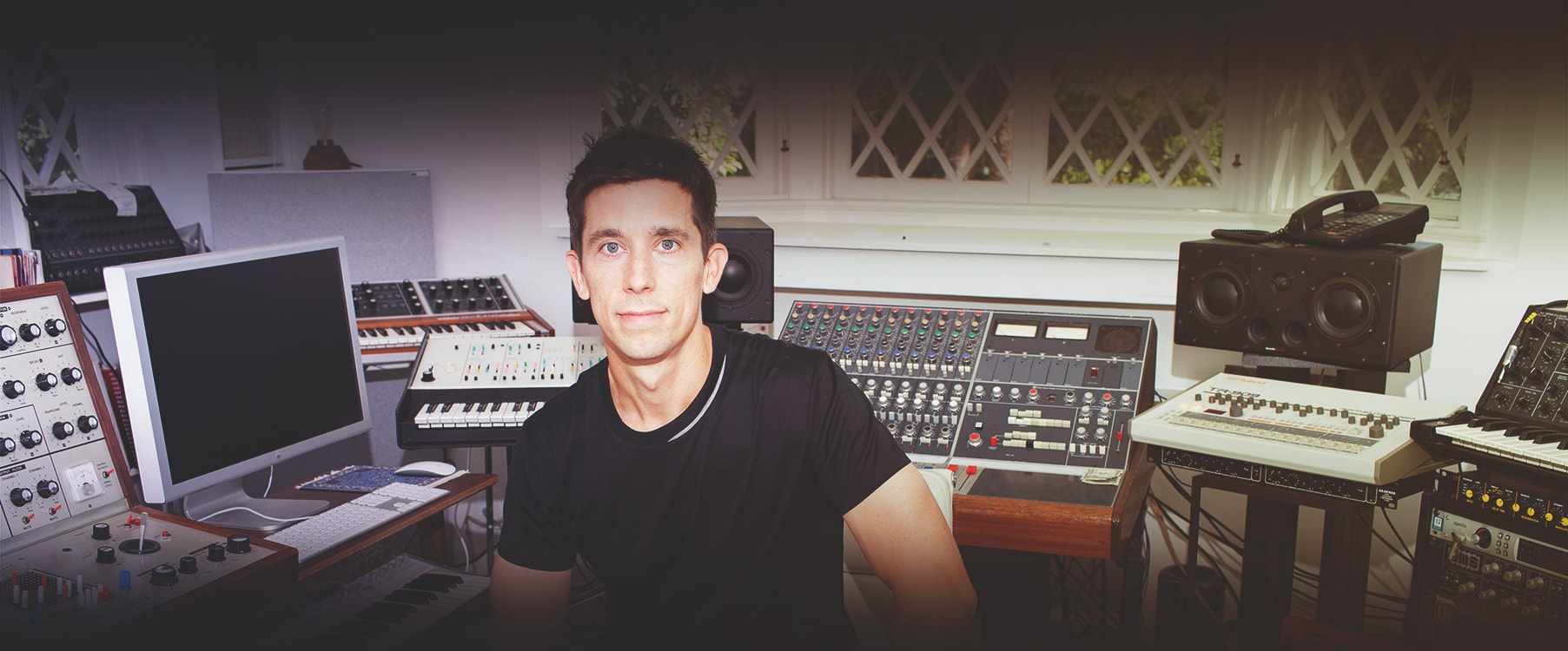 Stuart Price on Creating Hits for the Killers and Pet Shop Boys with Apollo & UAD Plug-Ins