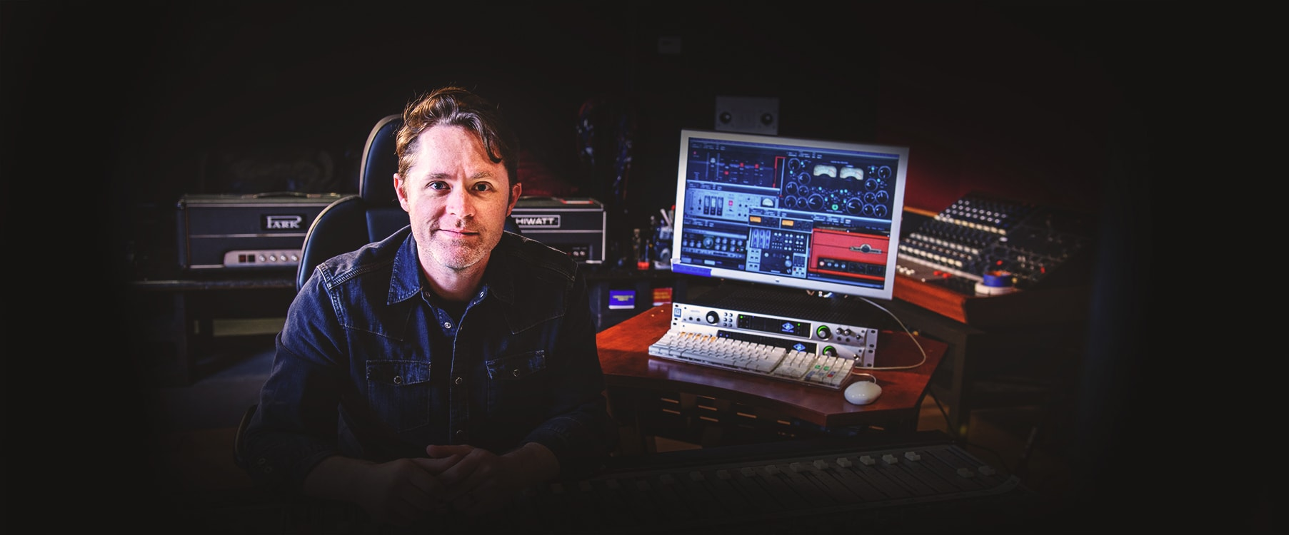 Green Day Engineer Chris Dugan Tracks with Apollo Expanded Software