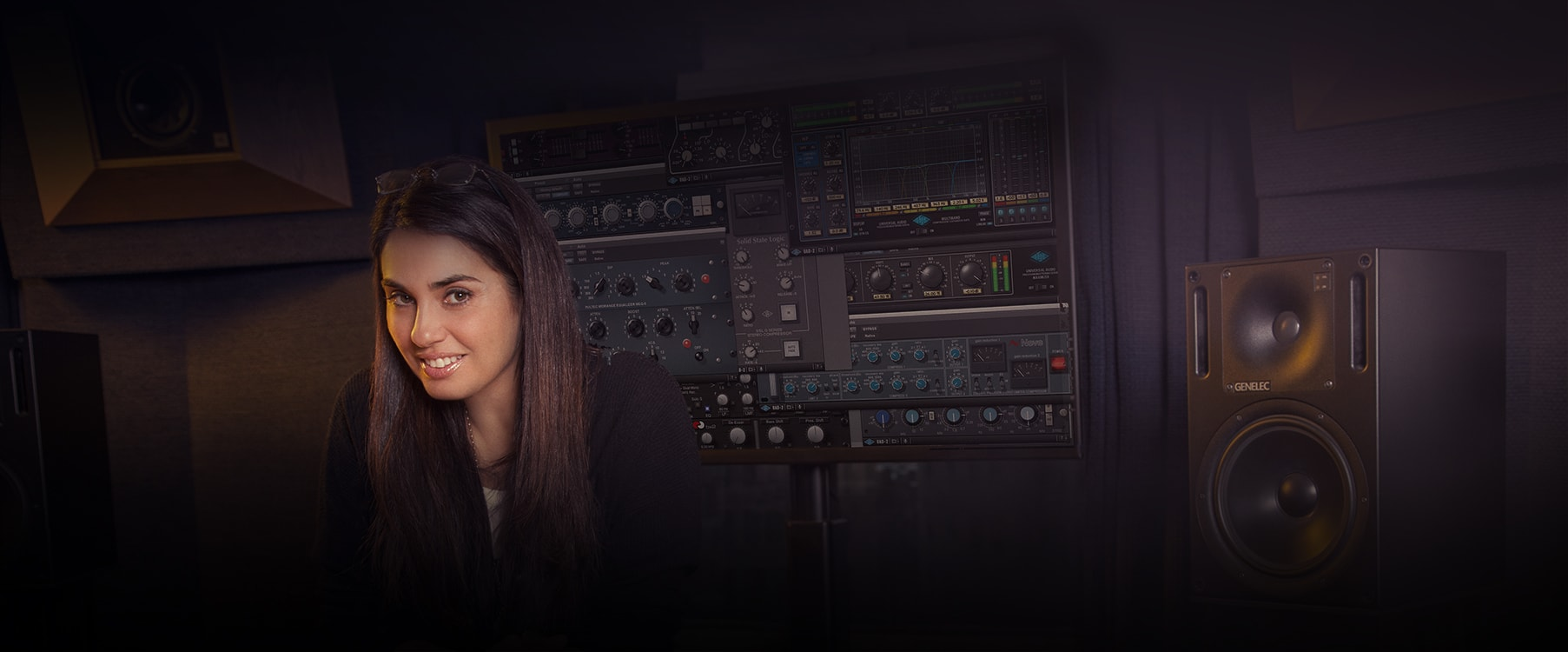 Emily Lazar on Mastering Hits with UAD Plug-Ins