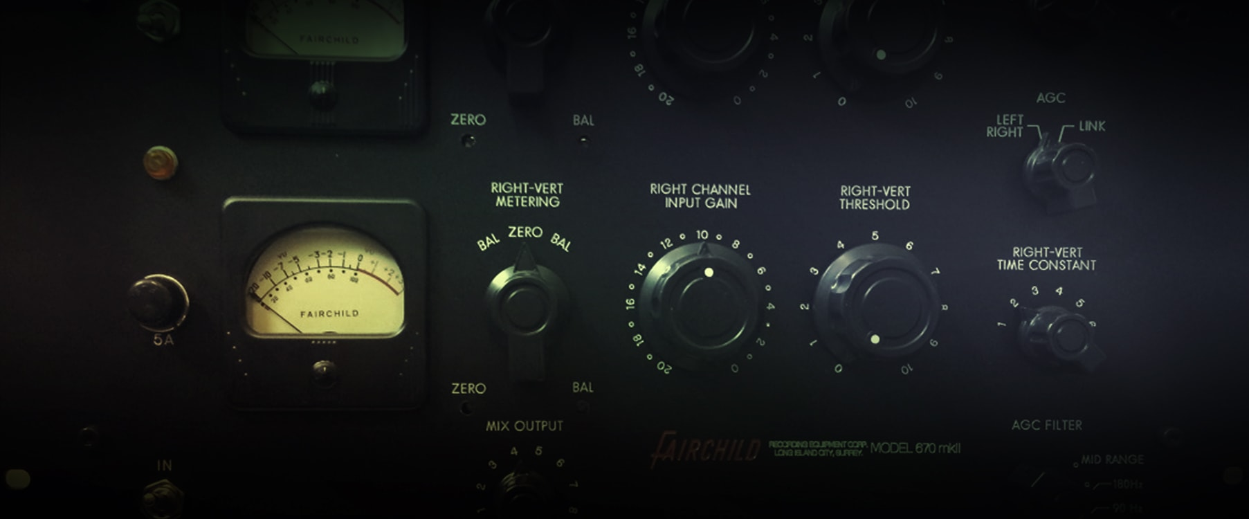 Tips & Tricks — The Fairchild Tube Limiter Plug-In Collection