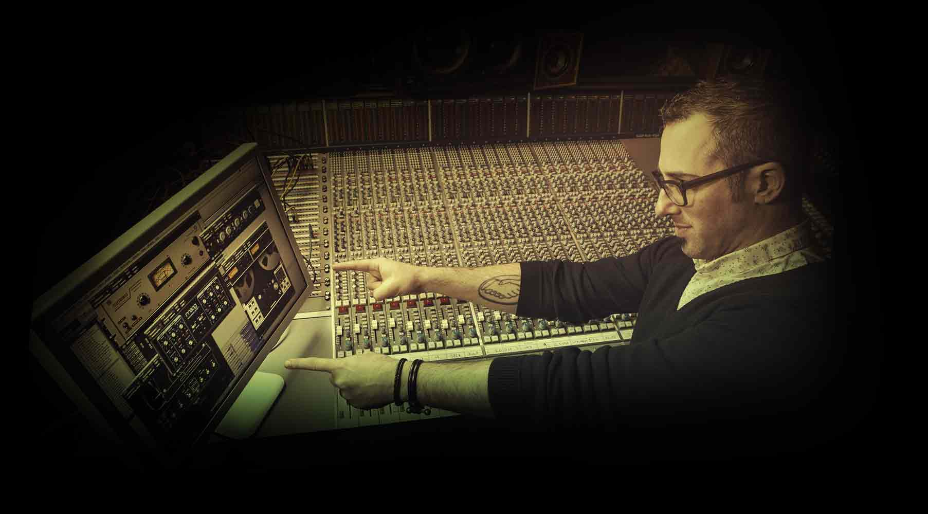 """Joel Hamilton on Mixing Pretty Lights' """"A Color Map of the Sun"""" with UAD Plug-Ins"""