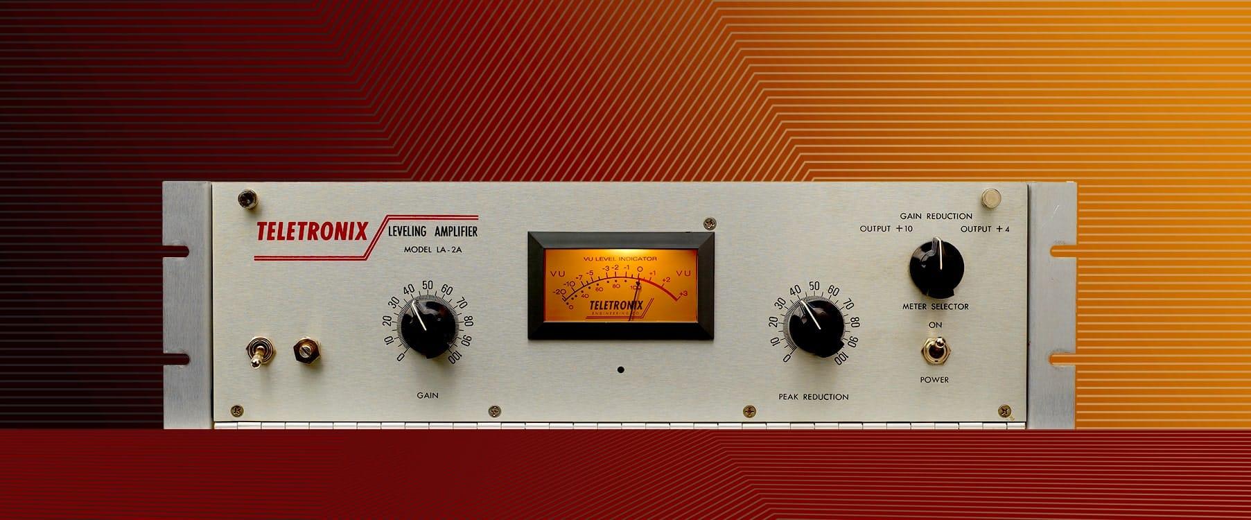 Tips & Tricks — Teletronix LA-2A Classic Leveler Plug-In Collection