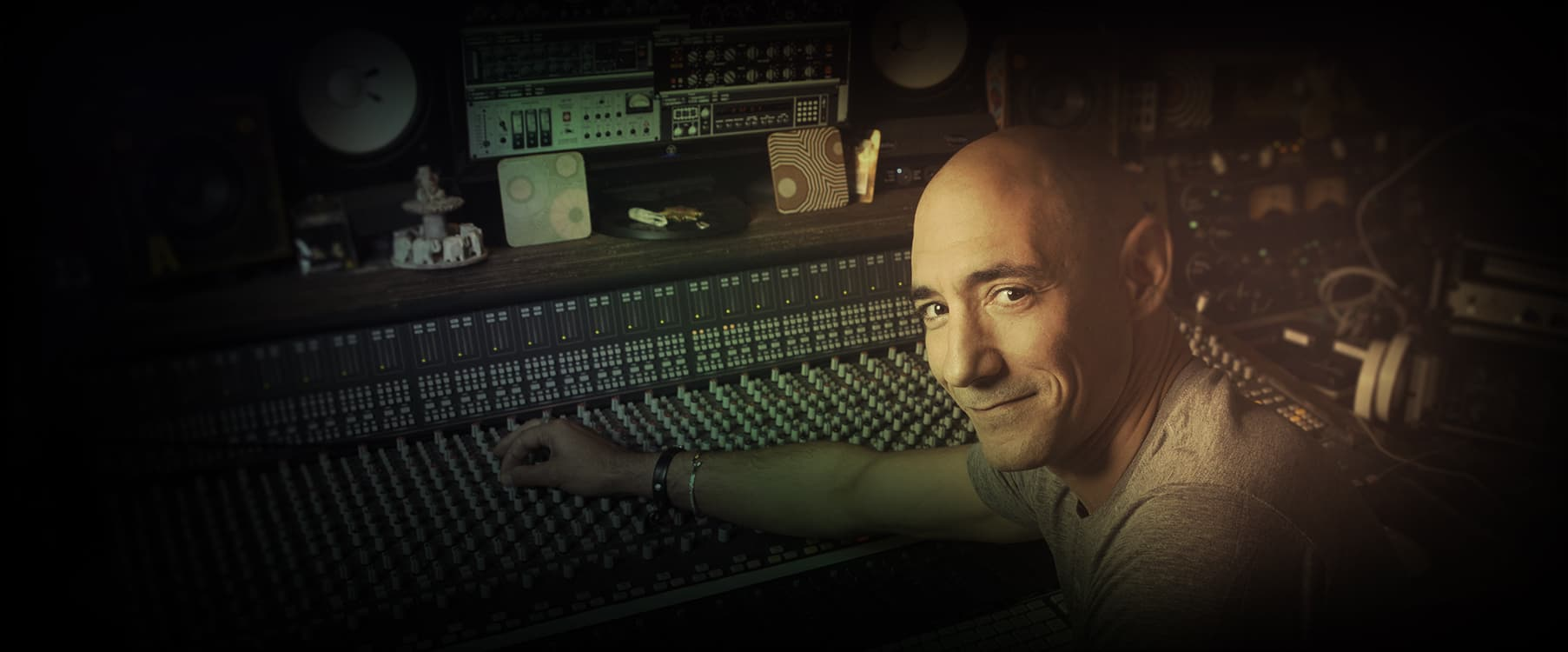 Producer Neil Mclellan Mixes The Prodigy with UAD Plug-Ins
