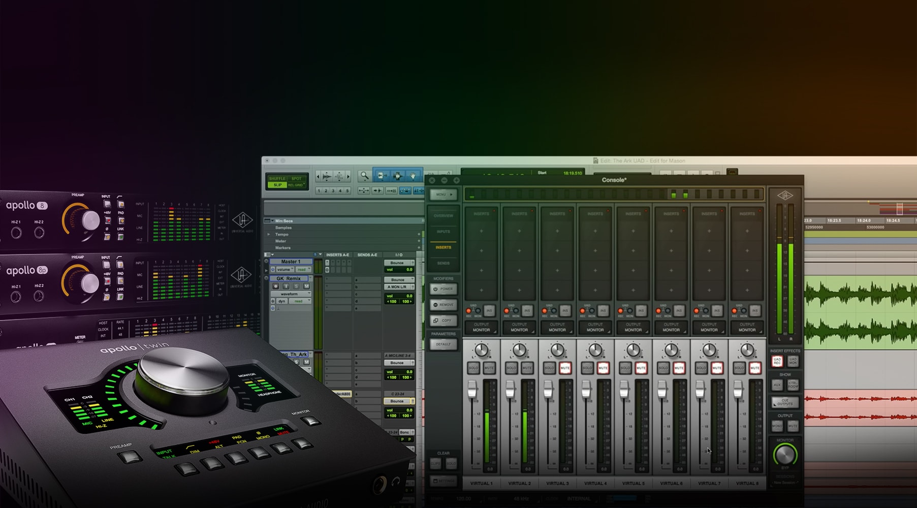 Setting Up Apollo Interfaces w/ Pro Tools