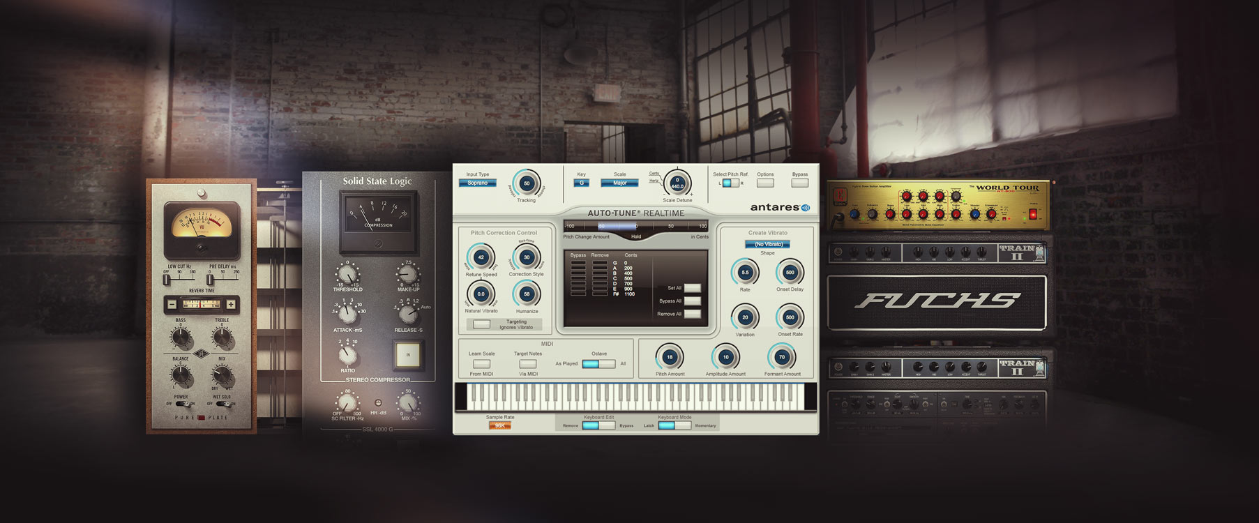 UAD Software v9.2
