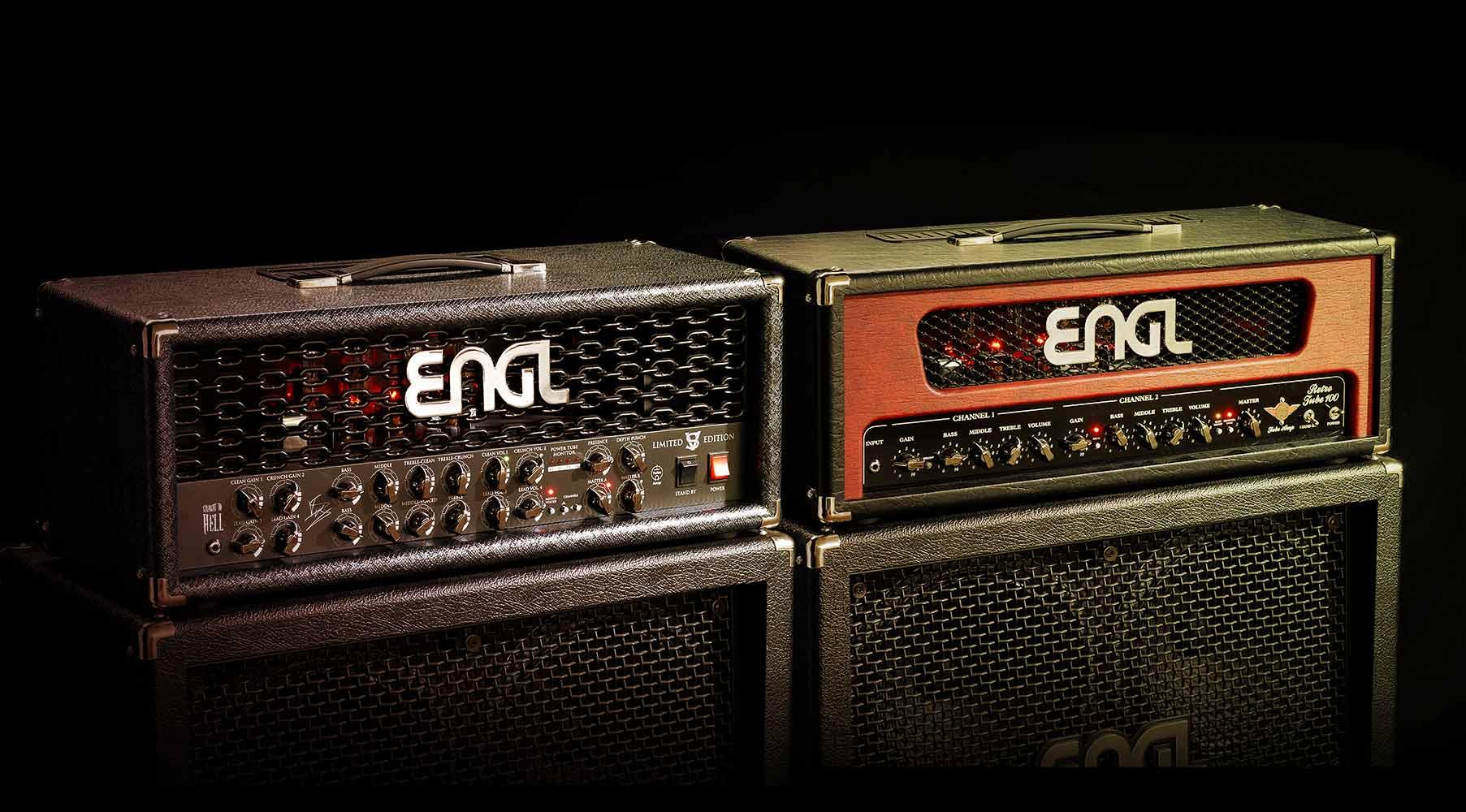 ENGL® Amplifier Bundle