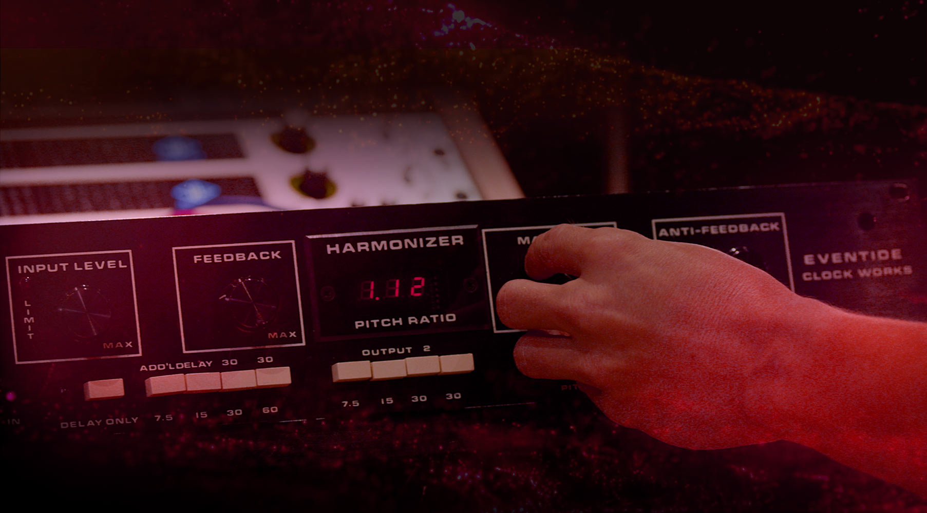 Eventide® H910 Harmonizer