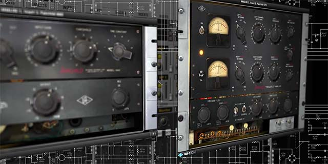 The Closest You Can Get to<br>Vintage Fairchilds in a Plug-In