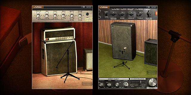 Softube Amp Room Essentials