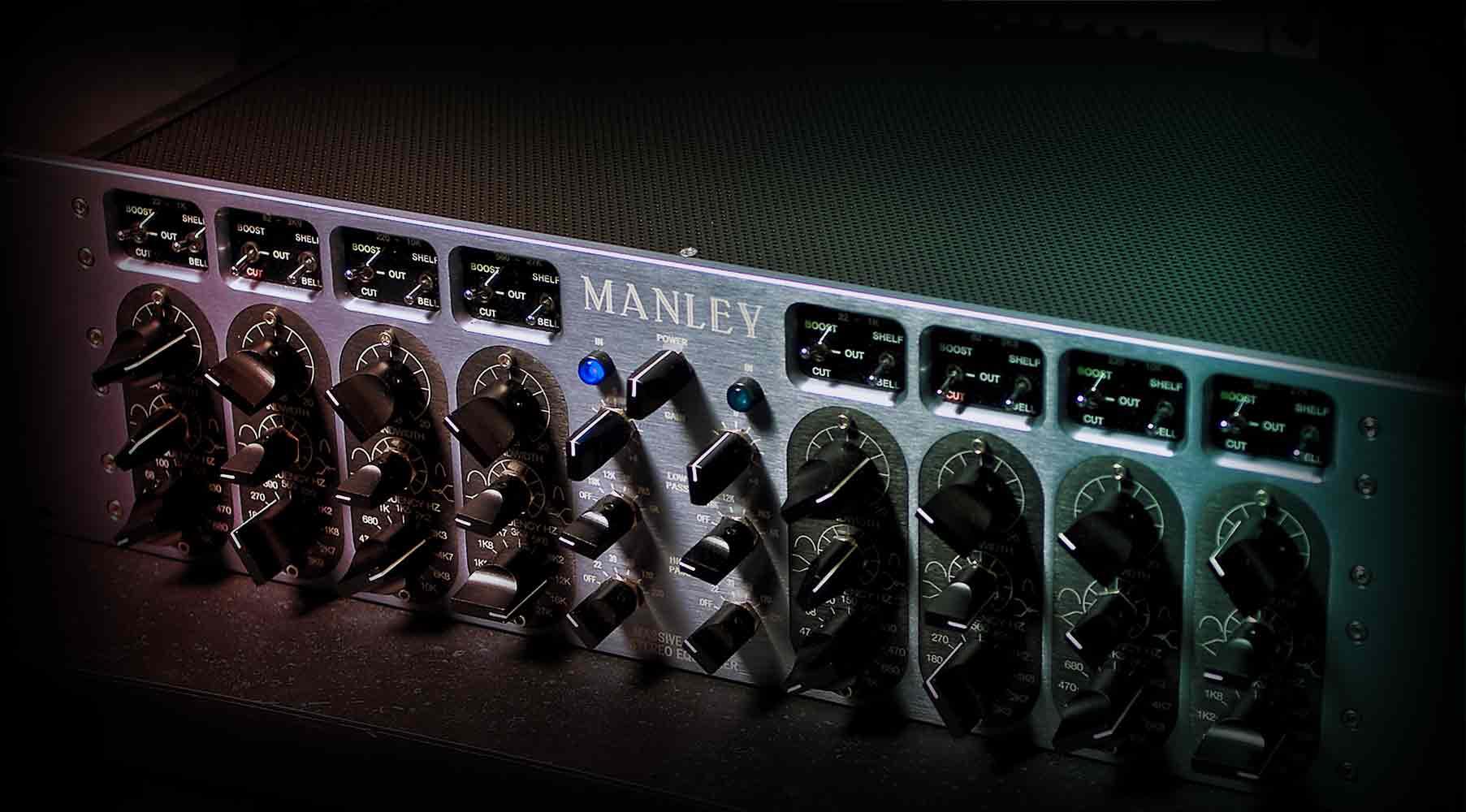 Manley® Massive Passive EQ