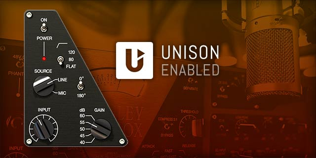 Track Vocals through a Coveted Mic Preamp — with Unison Technology