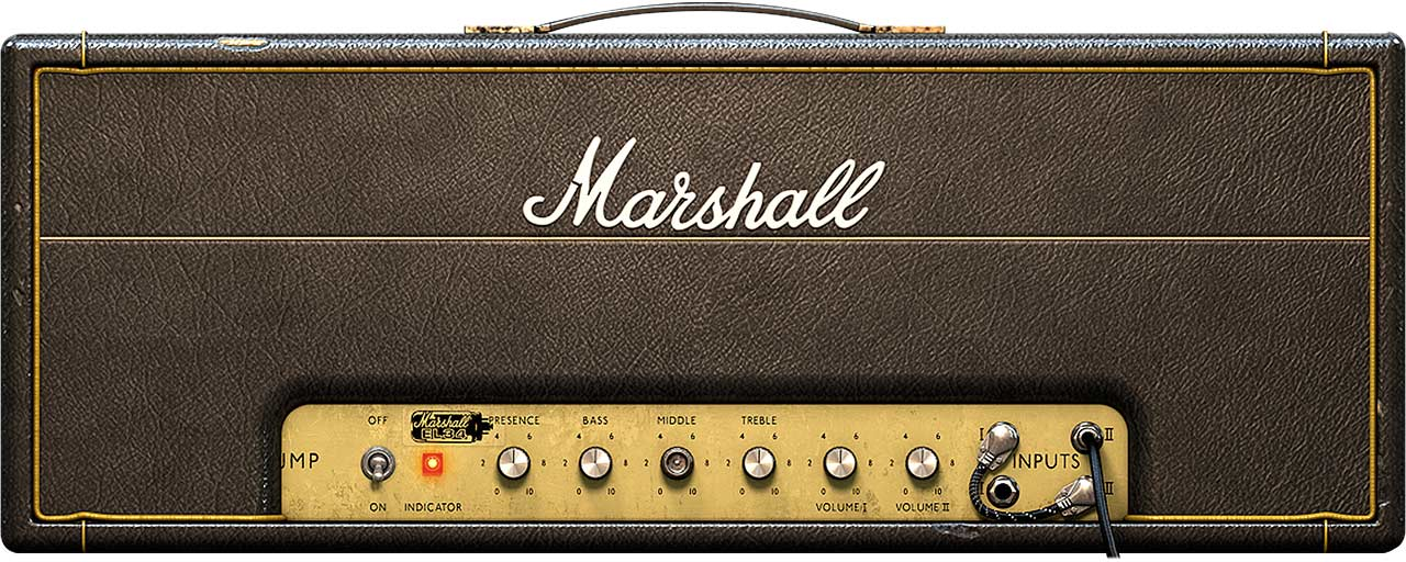 Marshall 174 Plexi Uad Audio Plugin Universal Audio
