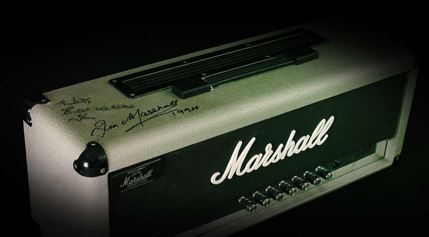 Marshall® Silver Jubilee 2555