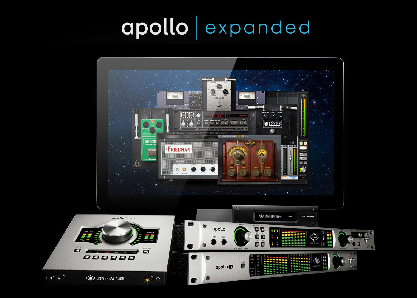 Apollo Expanded