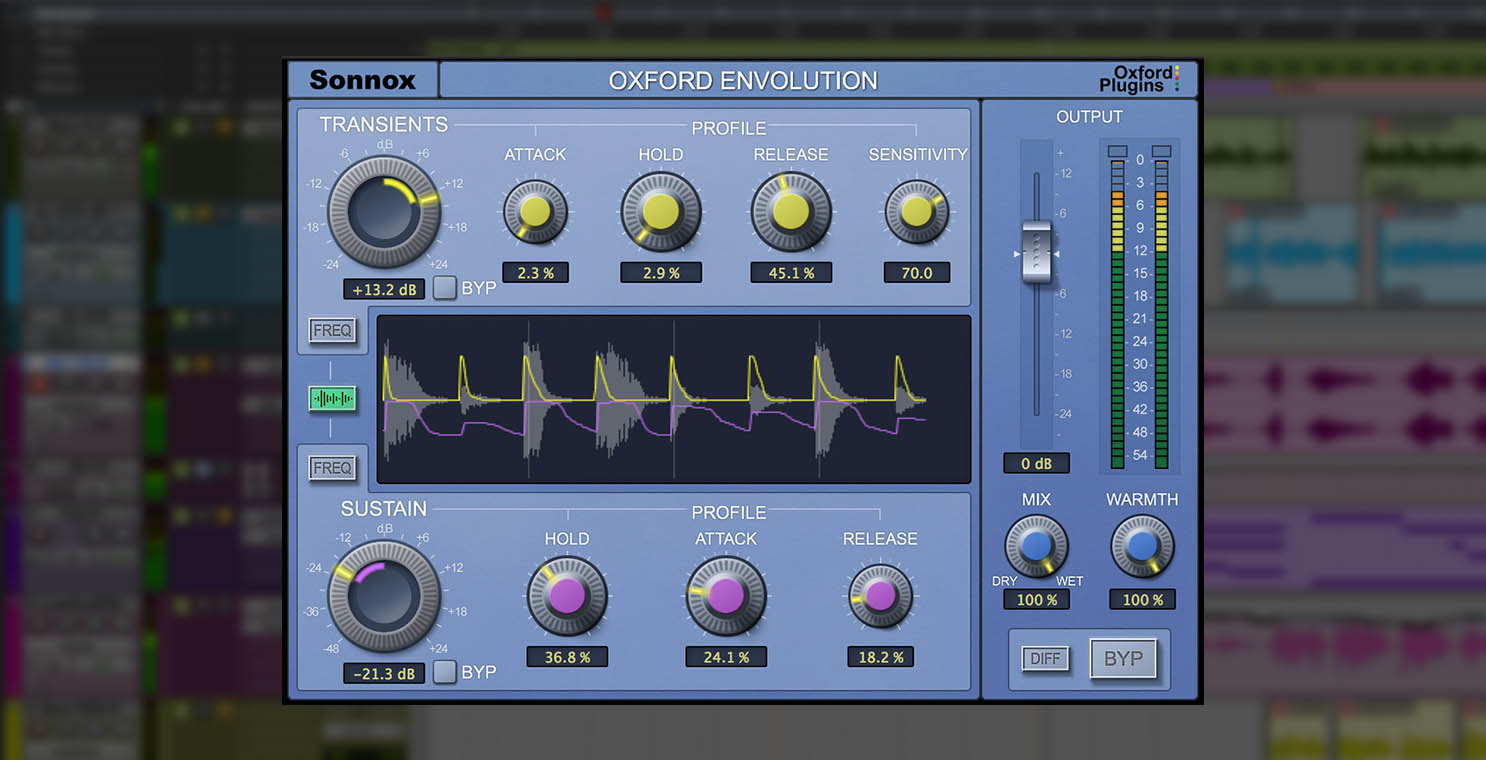 Sonnox Envolution