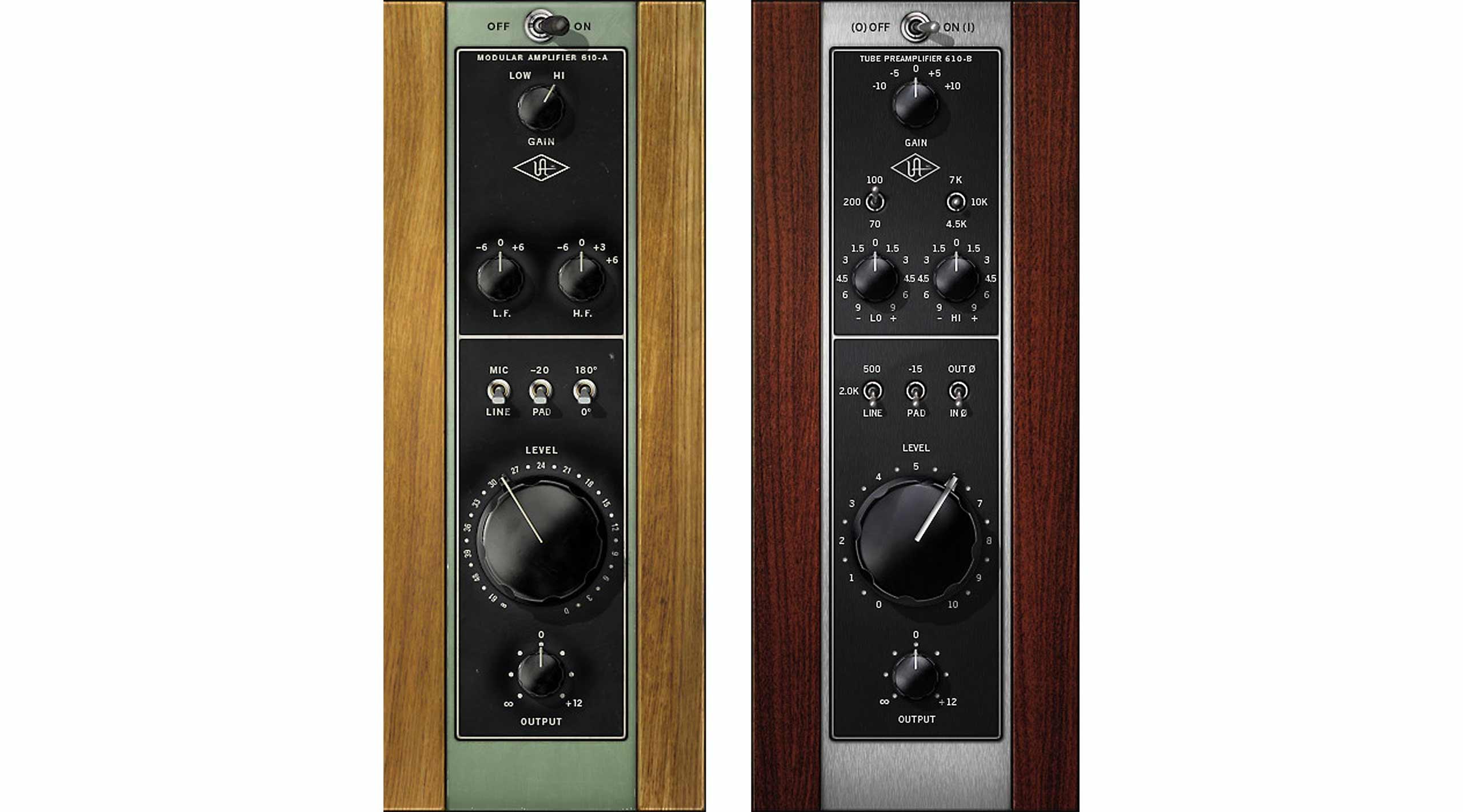 """电子管光泽感 使用610-a插件获得wally heider""""green board""""的音调,ne"""