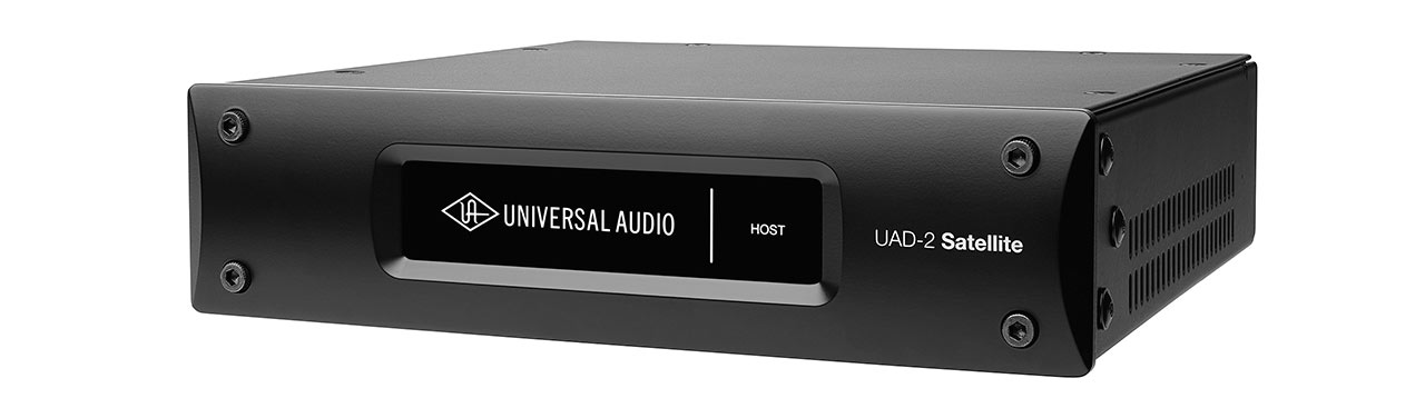 Uad 2 satellite thunderbolt get the rich analog sound of uad plug ins over thunderbolt stopboris Image collections