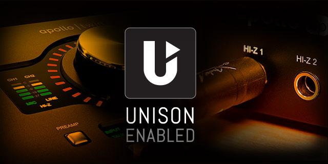 Unison<sup>™</sup> Technology for ApolloInterfaces