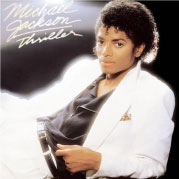 <em>Thriller</em> album cover