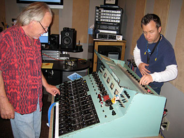 John Nowland, Will Shanks and the Green Board