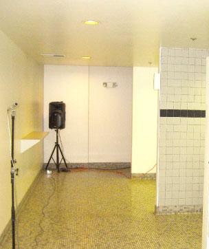 Men's Room Echo Chamber