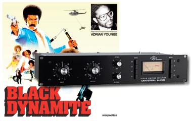 Black Dynamite & 1176LN