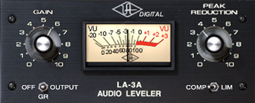 LA-3A Compressor screenshot