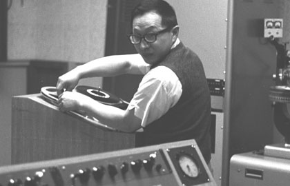 Winston Wong in 1967