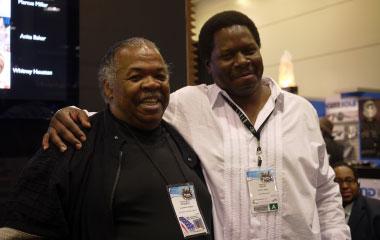 Dave Isaac & Reggie Dozier