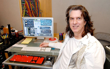 Mike Shipley with UAD Plug-Ins