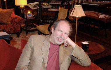 Academy Award-winning film composer Hans Zimmer