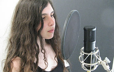 Capturing the vocal with a large-diaphragm condenser mic