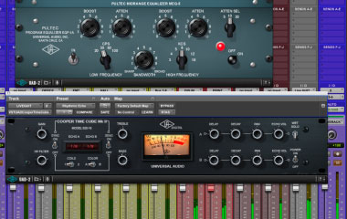 Guitar UAD Screenshot