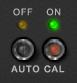 Studer A800 Auto Cal Controls