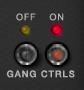 Studer A800 Gang Controls