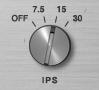 Studer A800 IPS Controls