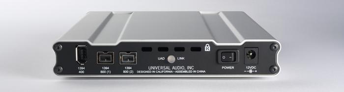 UAD-2 Satellite Back