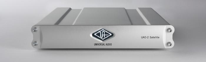 UAD-2 Satellite Front