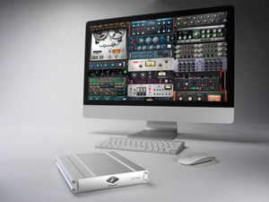 UAD-2 Satellite iMac Composite