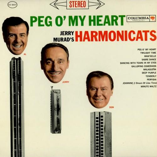Harmonicats Album Cover