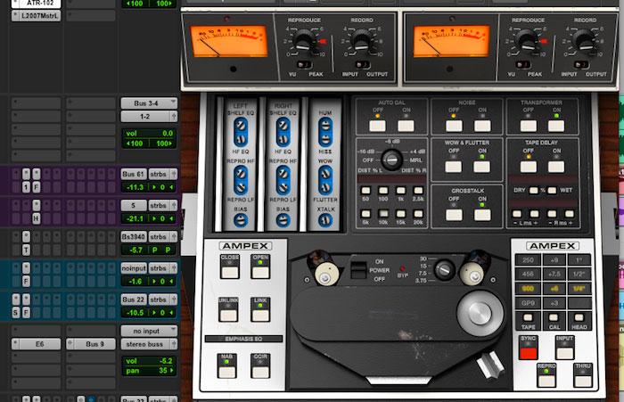 Ampex ATR 102