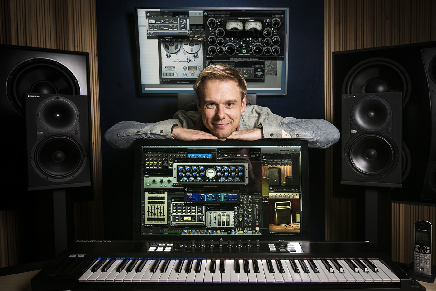 Legendary Producer DJ Armin van Buuren on the Power of UAD