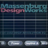 Massenburg® MDWEQ5 Parametric EQ
